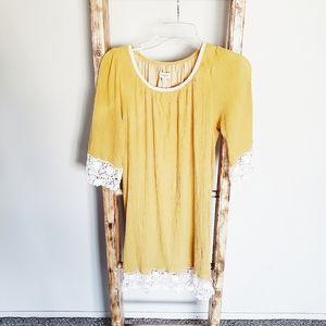 Umgee Lace Dress   sz M